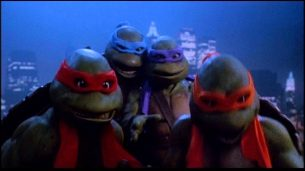Teenage Mutant Ninja Turtles II (1991)