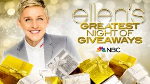 Ellen's Greatest Night of Giveaways (2019)