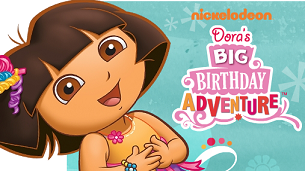 Dora the Explorer: Dora's Big Birthday Adventure (2010)