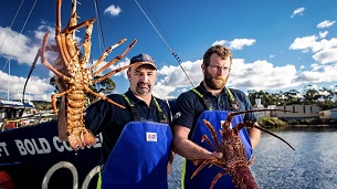 Giant Lobster Hunters (2020)