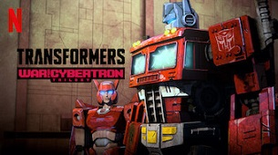 Transformers: War for Cybertron (2020)