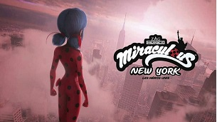 Miraculous World: New York – United HeroeZ (2020)
