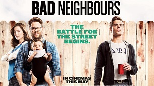 Bad Neighbours (2014)