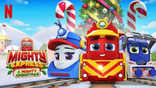 Mighty Express: A Mighty Christmas (2020)