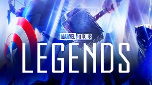Marvel Studios: Legends (2021)