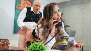 BigTitsAtWork – Cherie Deville – Working For A MILF